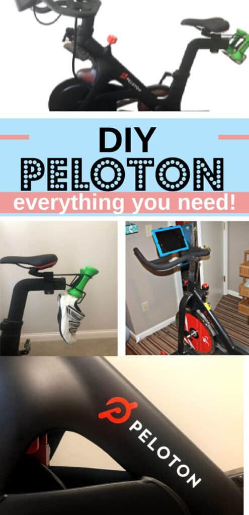 diy peloton bike