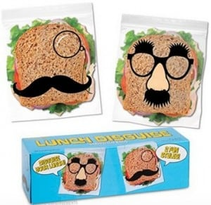 Kitschy Sandwich Bags with a Disguise