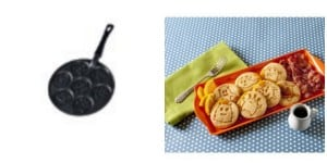 Kitschy Monster Shaped Pancake Griddle