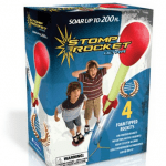 The Original Stomp Rocket Ultra 4-Rocket Kit