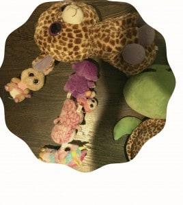 stuffed animals 30 day challenge day 3