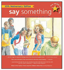 Say Something Book