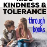 teaching kids kindness and tolerance with books