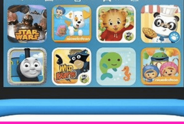 Reasons to Buy a Kindle Fire Kids Edition (Even If You Have an iPad)