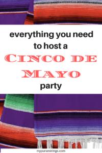 Host a Cinco de Mayo party