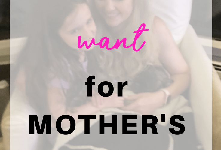 Happy Mental Health Day: What Moms Like Me Really Want for Mother's Day