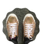 Superga Rose Gold Sneakers