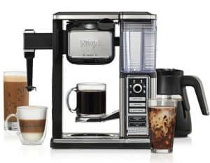 Holiday Gift Guide for Work from Home Peeps Ninja Coffee Bar Glass Carafe