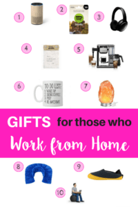 Gifts Work From Home