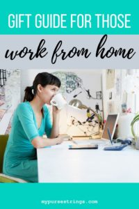 Gift Guide for those who work at home