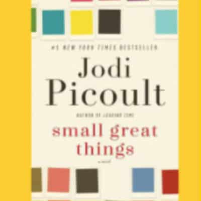 small great things virtual book club