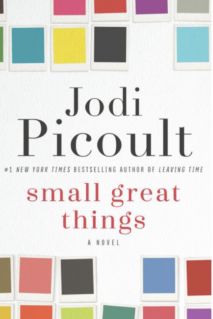 For our first My Purse Strings Virtual Book Club, we will be reading Small Great Things by Jodi Picoult. Find out more about how the book club works and join us as we discuss this highly rated and sure-to-spark conversation book! #bookclub #books #momlife