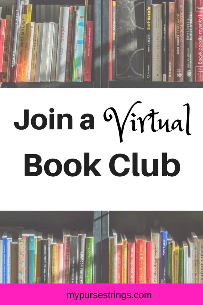 My Purse Strings Virtual Book Club