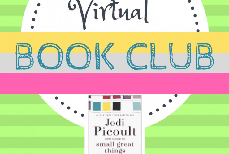 Virtual Book Club: Small Great Things by Jodi Picoult