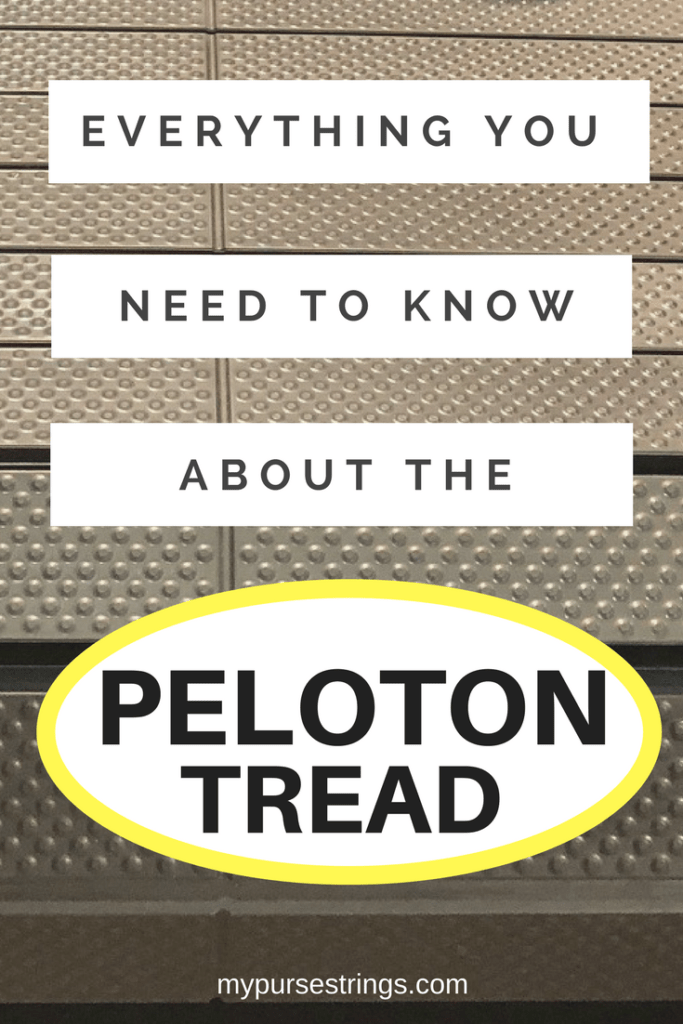 everything you need to know about the Peloton Tread