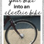 electric bike kit Hill Topper