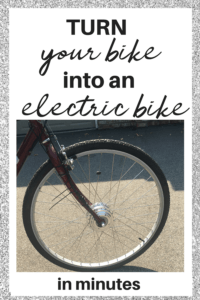 electric bike kit Hill Topper