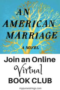 My Purse Strings Virtual Book Club An American Marriage