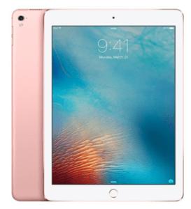 iPad Pro Rose Gold