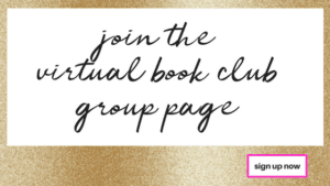 My Purse Strings online book club
