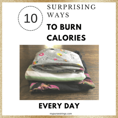 ways to burn calories without gym