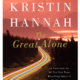 Virtual Book Club: The Great Alone by Kristin Hannah