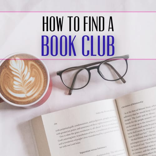How to Find a Book Club that's Right for You