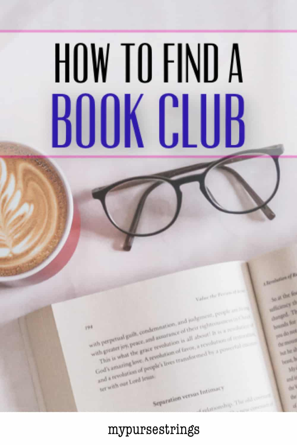 How to Find a Book Club