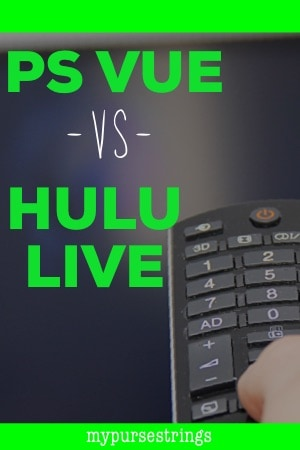 ps vue vs hulu live which is better