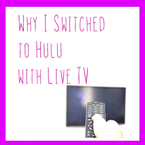 Why I Switched from PS Vue to Hulu Live Streaming