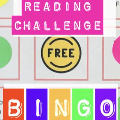 use the free printable reading challenge bingo cards to motivate you and track your reading