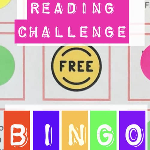 Reading Challenge Bingo: Use on Your Own, For Your Book Club, or the Virtual Book Club