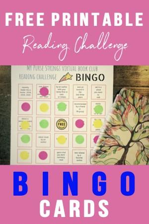 get free printable reading challenge bingo cards