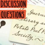 guernsey literary and potato peel society book club discussion questions