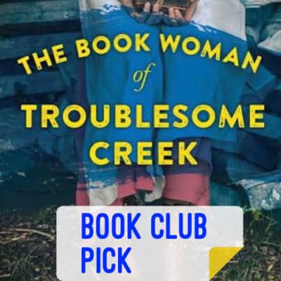 book woman troublesome creek book club pick