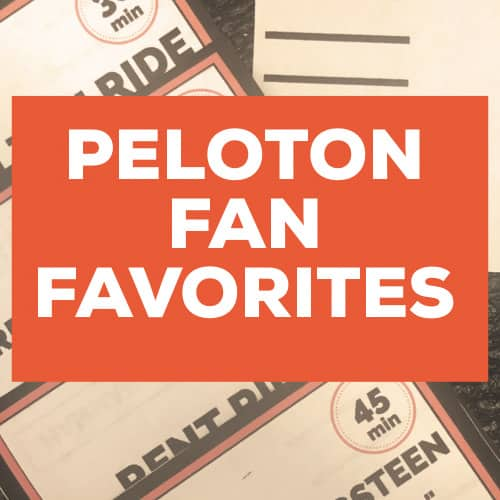 peloton fan favorite classes