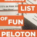 ultimate list of fun peloton rides