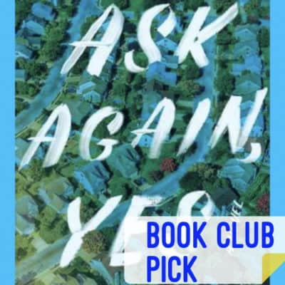 ask again yes book club pick