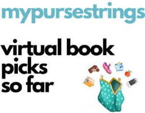 my purse strings virtual book club picks