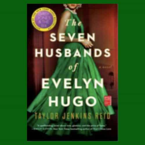 virtual book club selection evelyn hugo