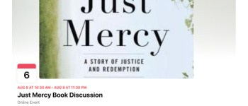 just mercy book discussion information