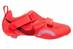 red nikes spd shoes