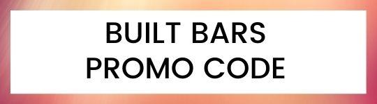 built bars promo code
