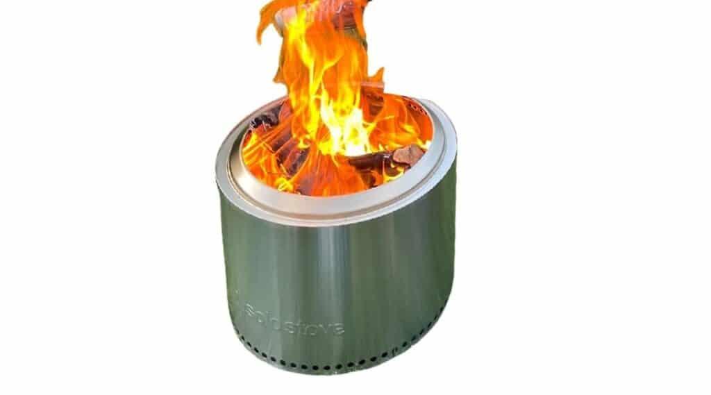 solo stove flame